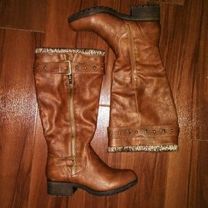 Never Worn Sugar 'Quickster' Boots